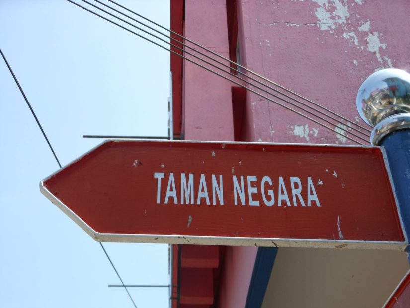 Voyager en Malaisie