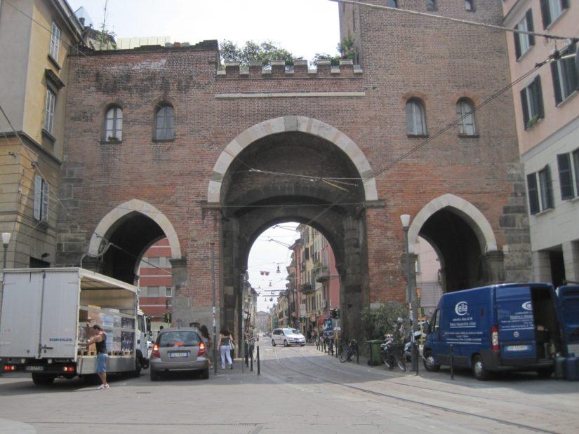 monuments de Milan
