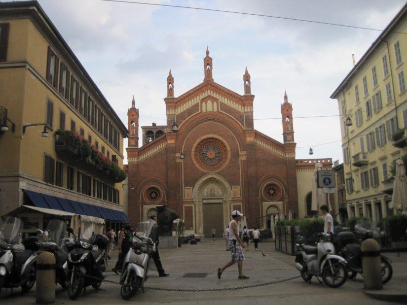 eglise de Milan