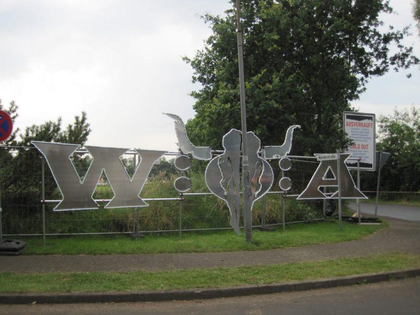 Le Logo wacken