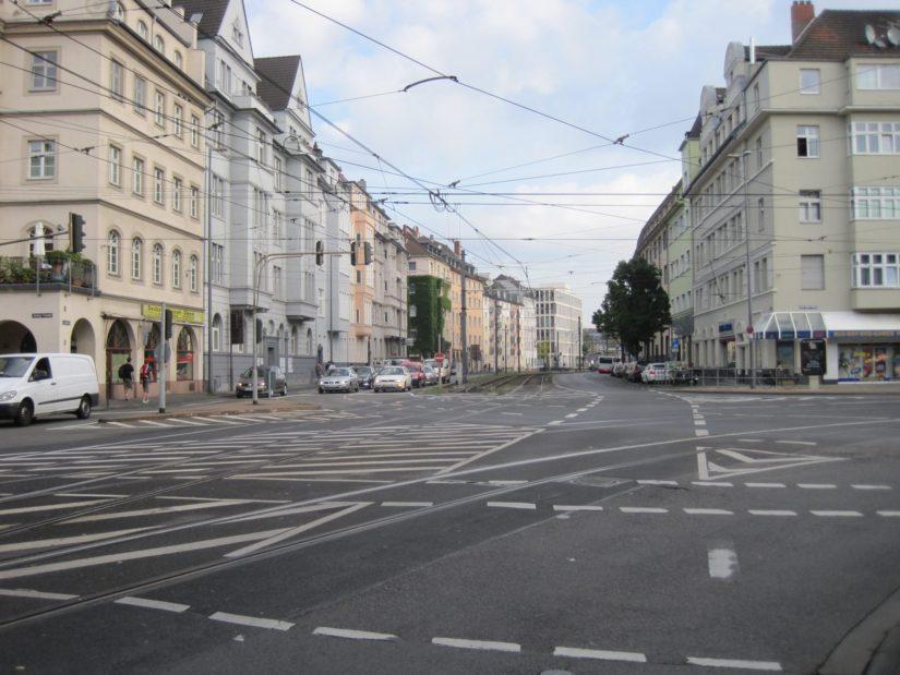 rues de Cologne