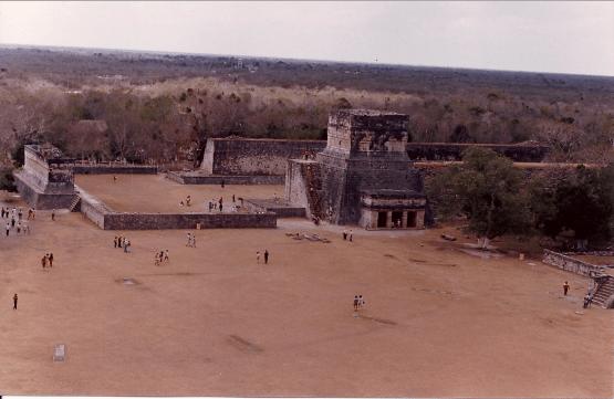 Mexique Vitual Trip
