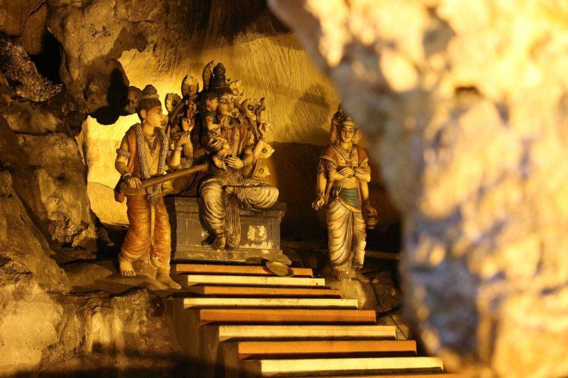 Bati caves