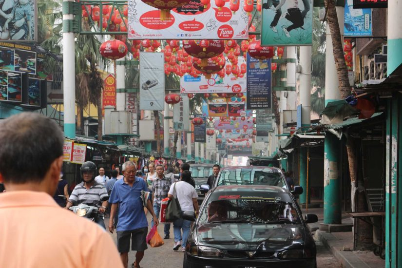 Kuala Lumpur China Town