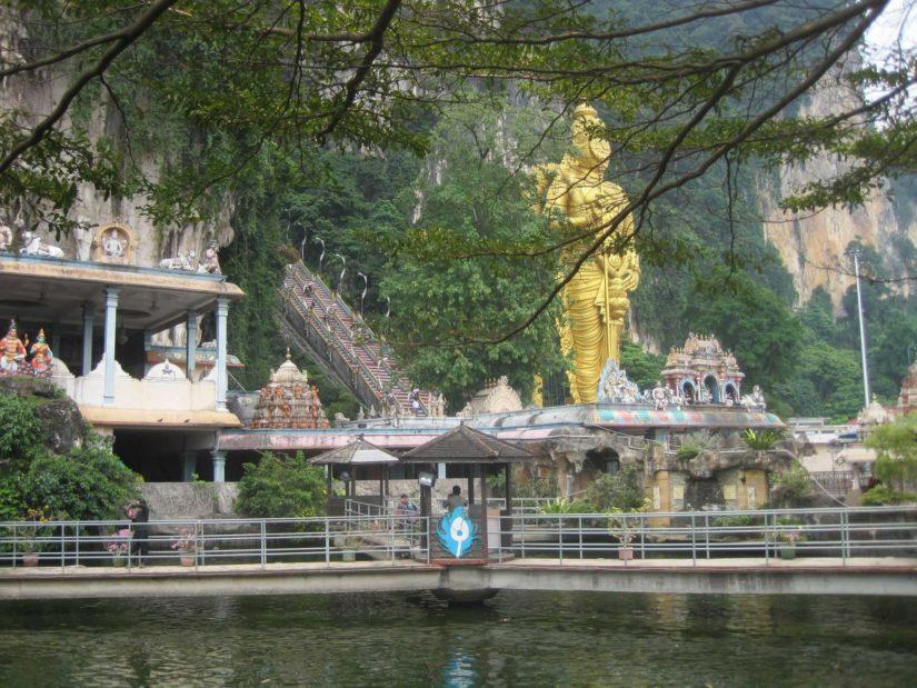 Malaisie Batu caves