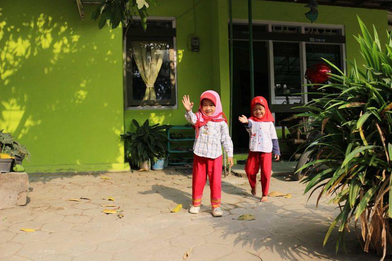 Villages indonésiens