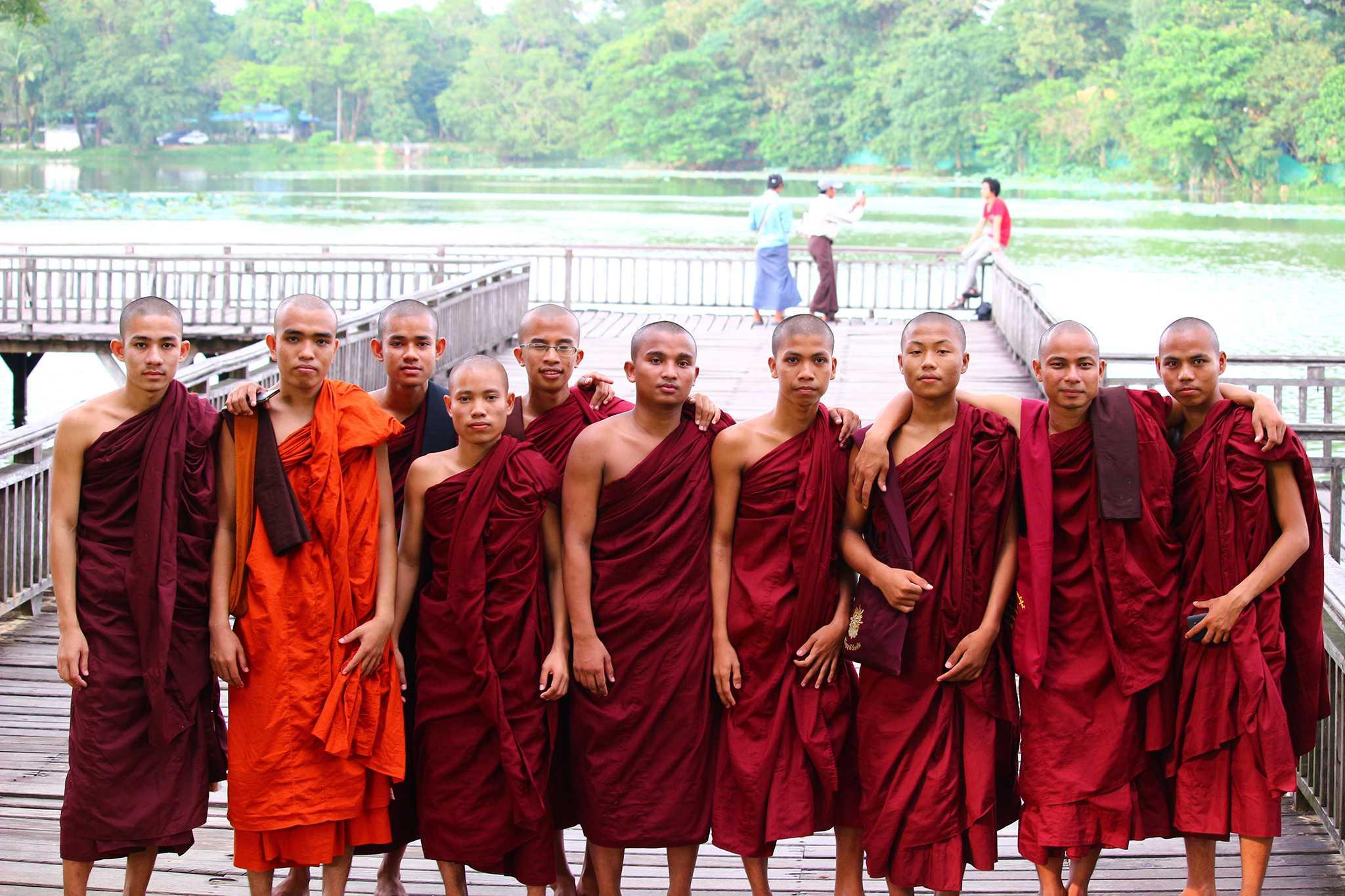 Yangon Kandawgyi