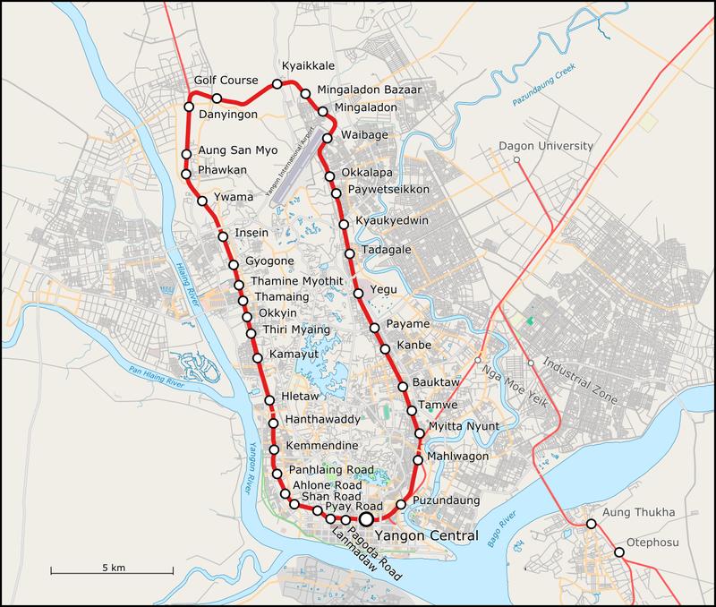 Circular-train