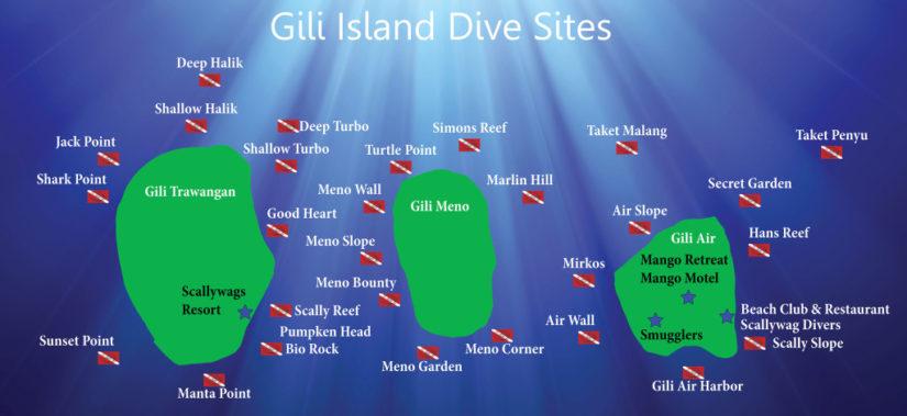 Gili iIsland-Gili Air