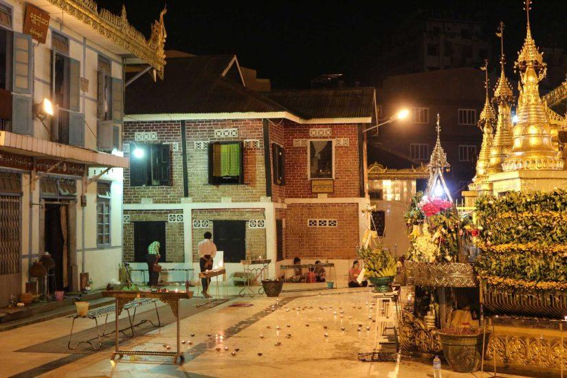 yangon temple