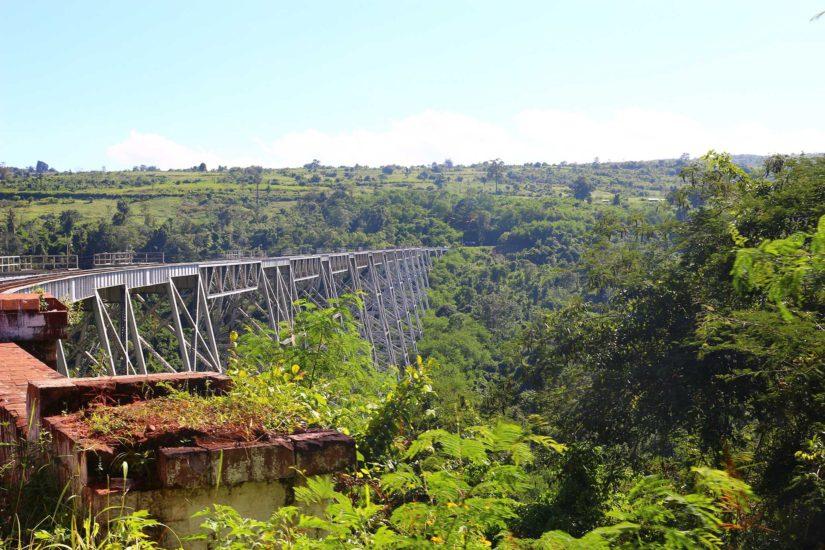 Viaduc de Gokteik
