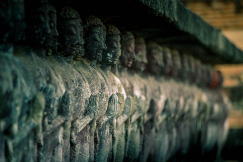 Sukhothai Thailande Voyager en Thaïlande