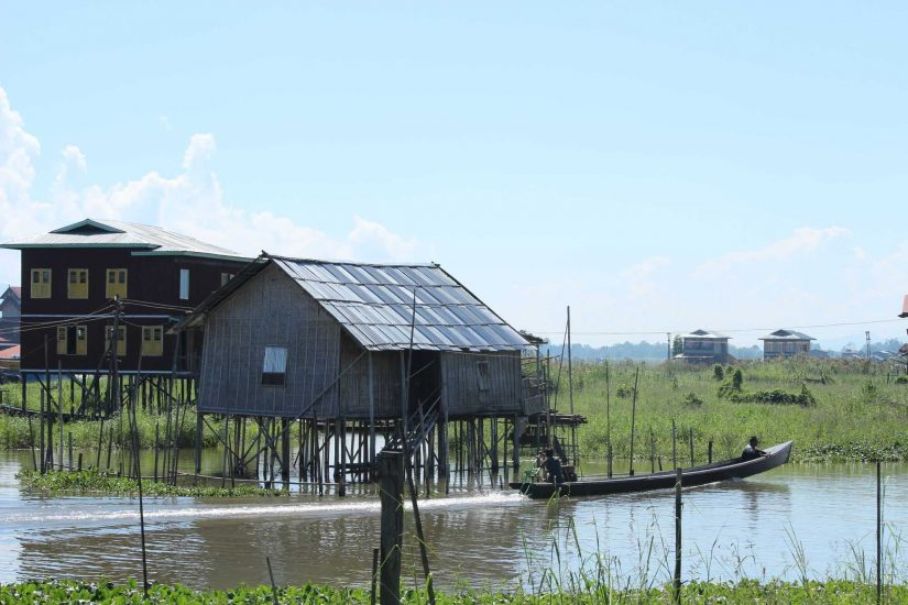 Lac Inle Nyaung Shwe