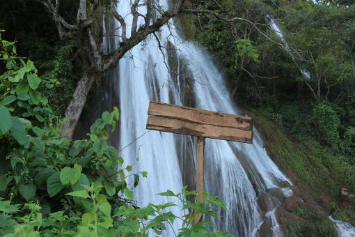 Namtok waterfall