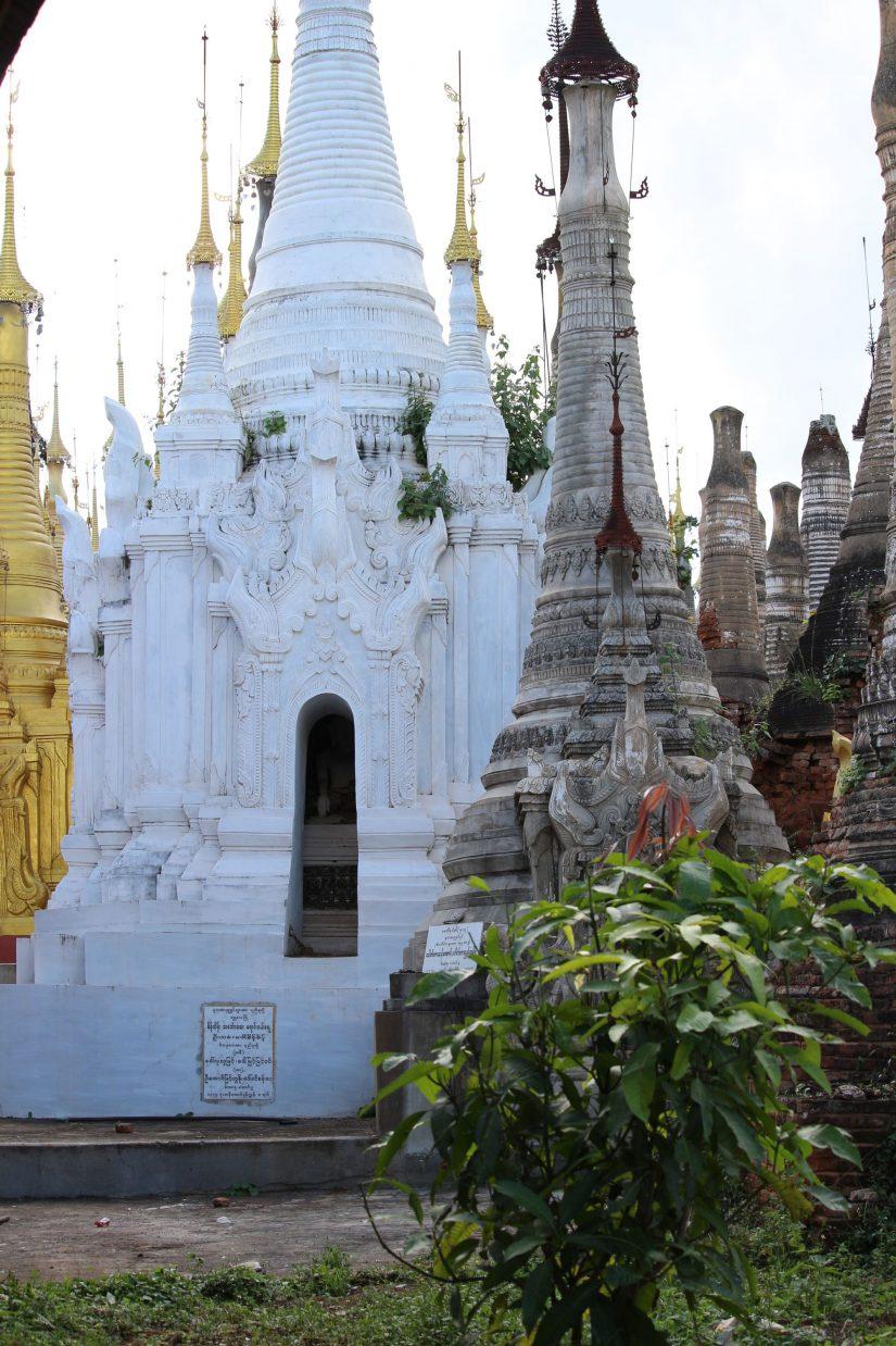 Shwe in Dein Pagoda