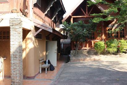 Sukhothai hebergement