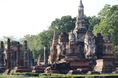 Wat Maha That temples
