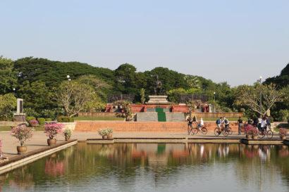 King Ramkhamhaeng Monument Sukhothai