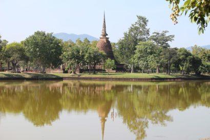 Wat Tra Kuan sukhothai