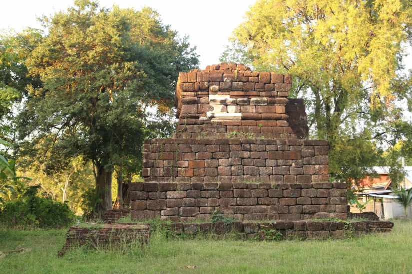Wat kon laeng ruines