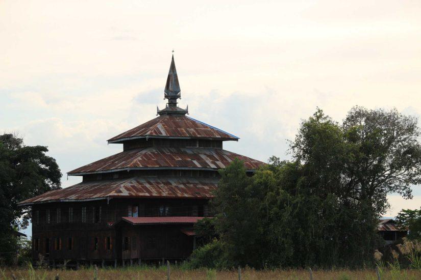 Ywa thit Monastery