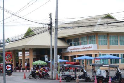 chiang mai chiang rai bus station
