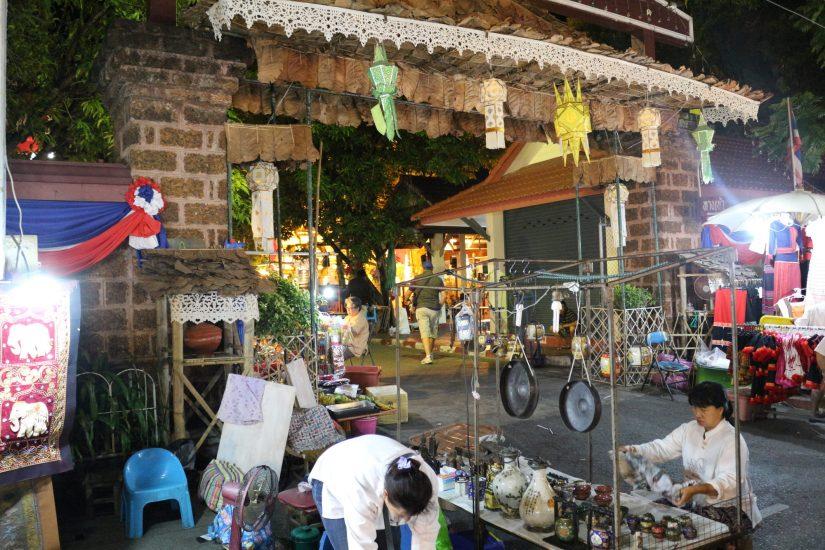 marchés de chiang mai