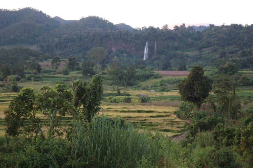 Namtok Waterfall