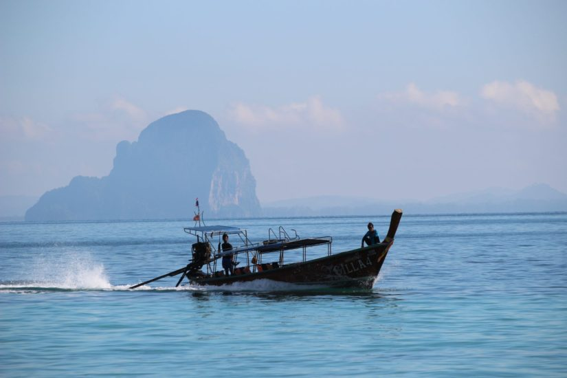 Koh Ngai Voyager en Thaïlande