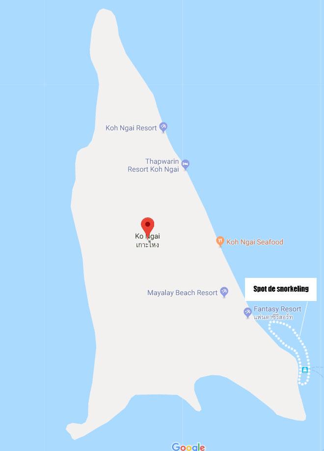 Koh-Ngai-snorkeling