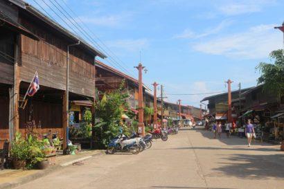 Koh lanta old town