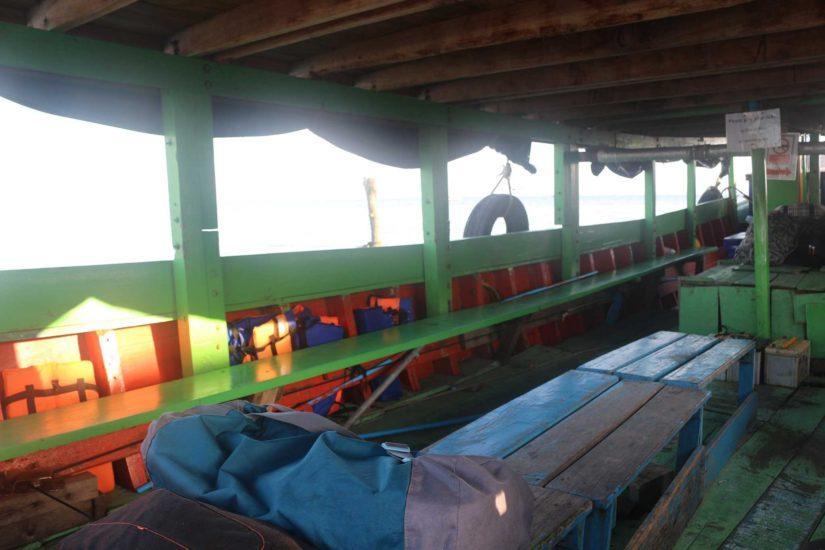 Koh mook boat