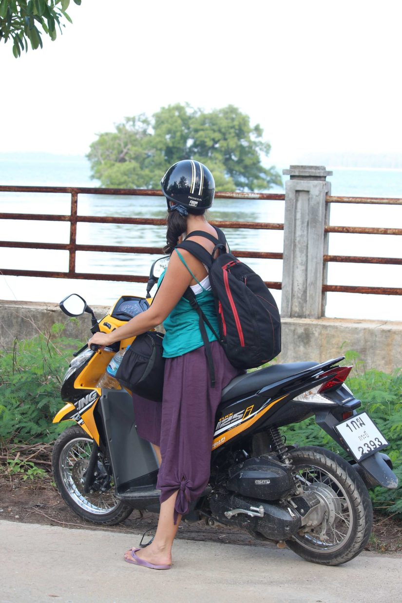 koh lanta scooter