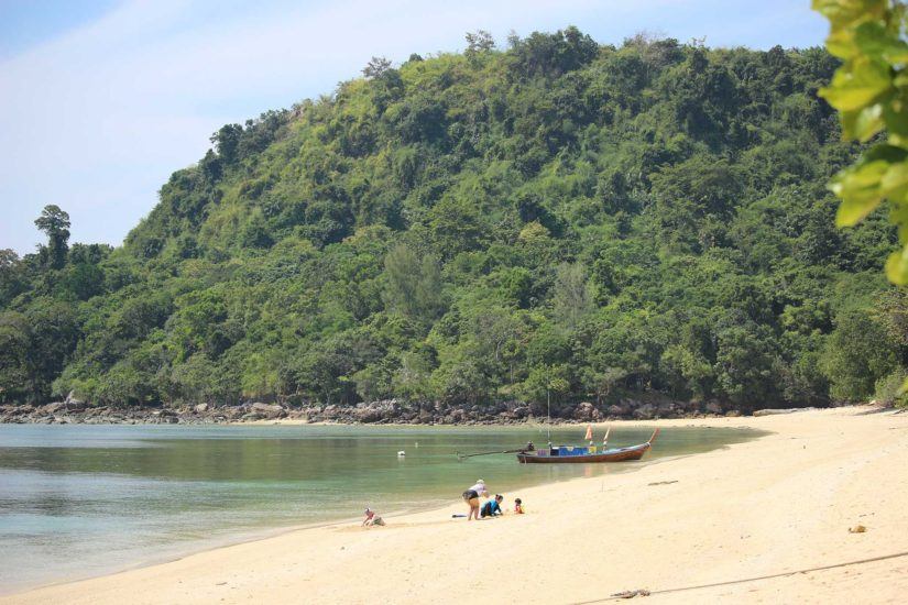 koh ngai paradise beach