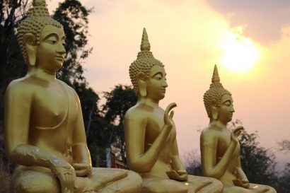 Phu Salao, Golden Buddha