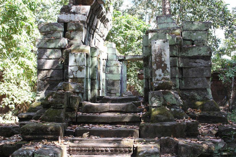 angkor thom ruines