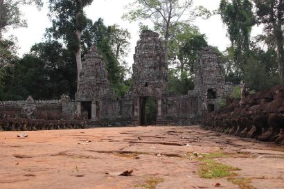 Preah Khan 1ere enceinte