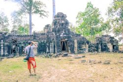 Prasat Prei et Banteay Prei