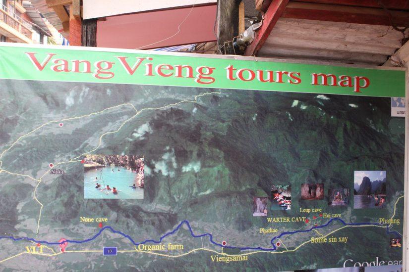 vang Vieng things to see