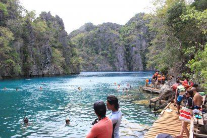 Coron Kayangan Lake