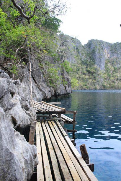 Coron Barracuda Lake