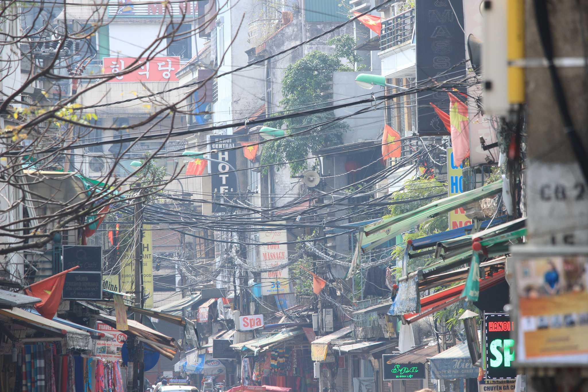 Hanoi Voyager au Vietnam