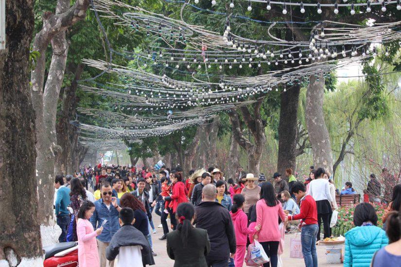 Hanoi Ho Hoan Kiem Lake