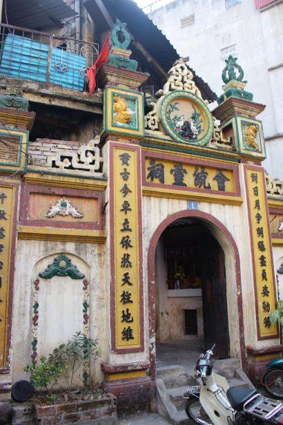 Temples de Hanoi