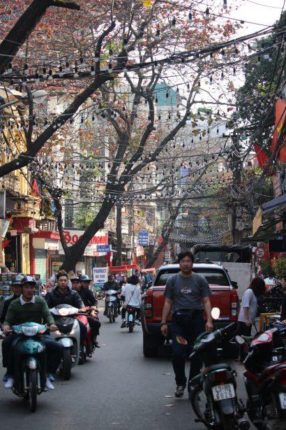 Hanoi streets