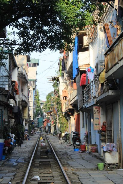 hanoi railways
