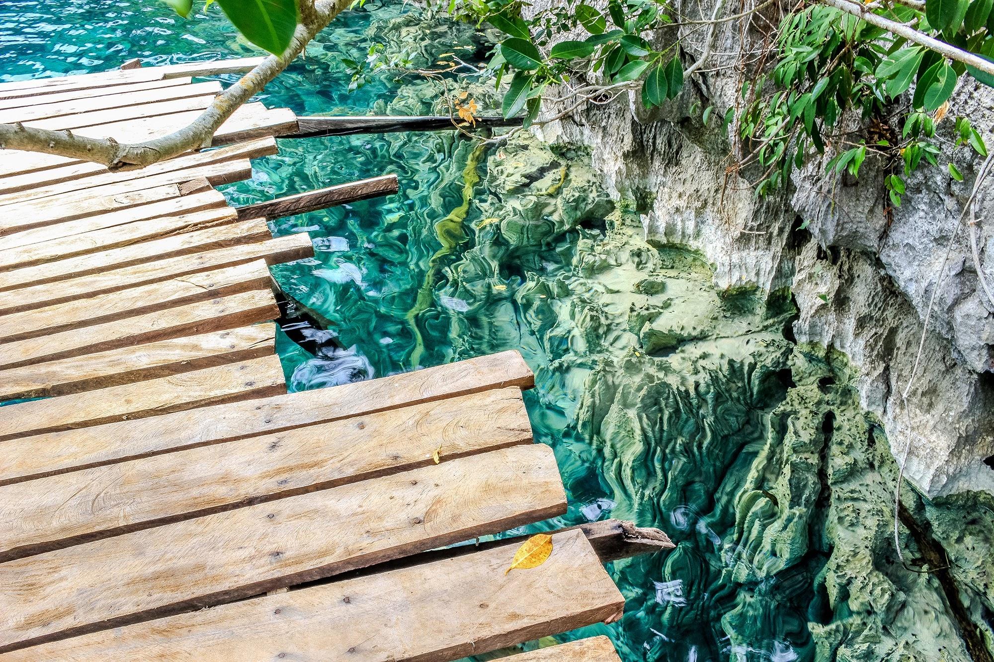 Coron Island Kagayan Lake