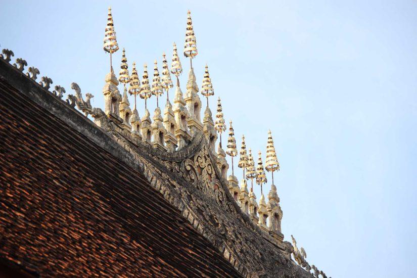 Temples de luang Prabang