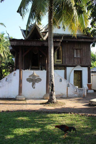 village de Luang Prabang
