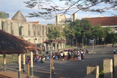 Manille intramuros